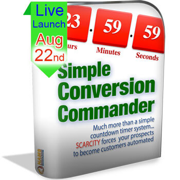Simple Conversion Commander product box image