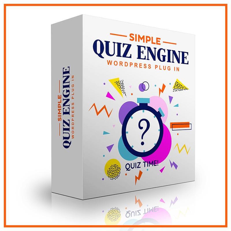 Simple Quiz Engine - WordPress Plug In-800